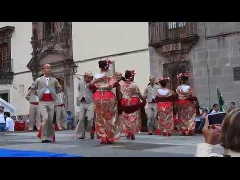 2da parte Ballet folklorico Catzojoyo
