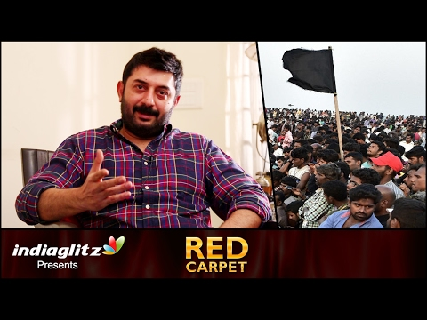 Free Speech is a PROBLEM in Our Country : Aravind Swamy Interview | Jallikattu Protest and Violences