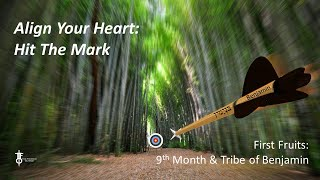 Align Your Heart: Hit Your Mark.  The Flight Deck 11-19-2020
