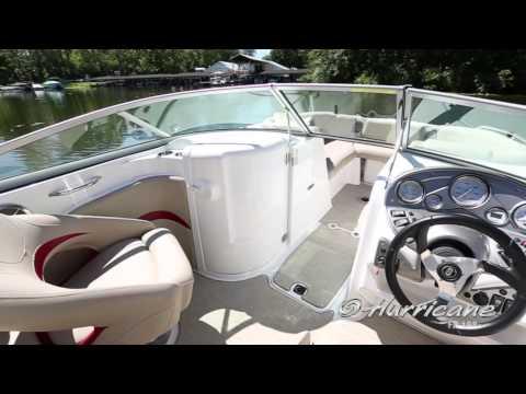 2014 Hurricane Deck Boats Full Line Brand Video