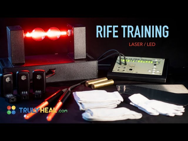 RIFE TRAINING - HP Rife LED & Facial Wand LED