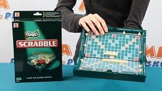 Scrabble Travel Deluxe / Scrabble Podróżne Travel - Mattel Games - www.MegaDyskont.pl - sklep