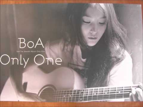 BoA - Only One Instrumental