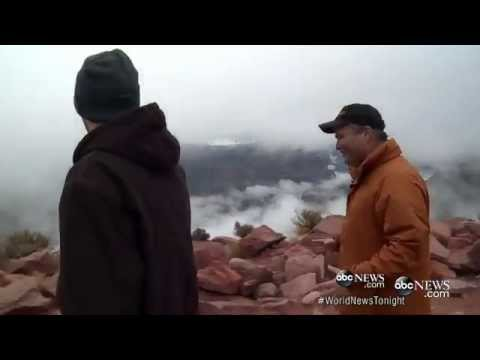 ABC World News Covers Visual Experience Foundation Sight Visits