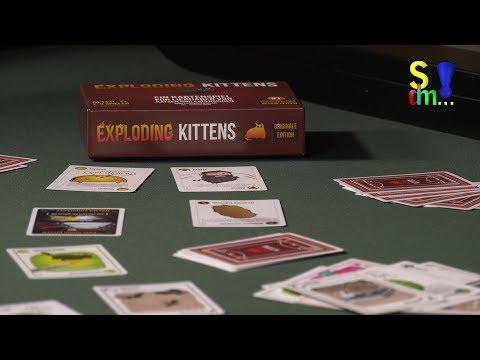 Spiel Doch Mal Exploding Kittens Spiel Doch Mal Folge 169 Youtube