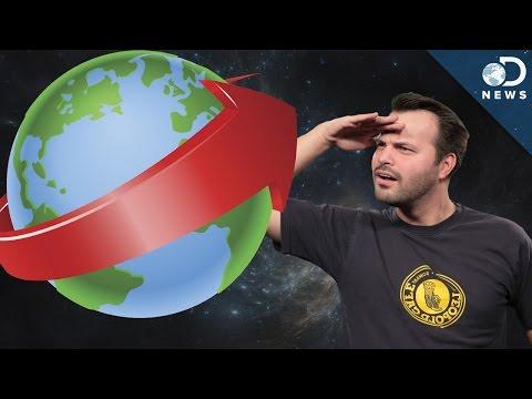 ¿Por qué todo lo que hay en el Universo está dando vueltas?