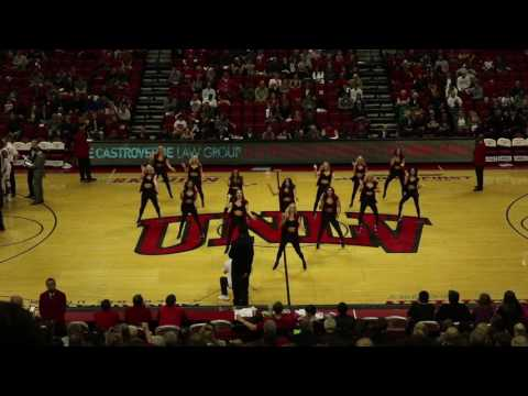 UNLV Rebel Girls | 2016-17 Routines