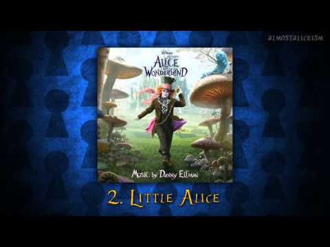 Alice in Wonderland Soundtrack  // 02. Little Alice
