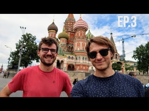 Best (& free) view of Moscow (HONEST VLOG)