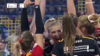 Höhepunkte DVV-Pokalfinale 2020 | Frauen | Dresdner SC - ALLIANZ MTV Stuttgart