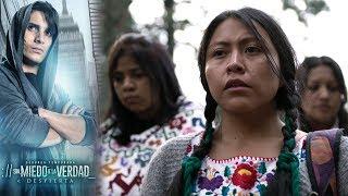 Sin miedo a la verdad 2 - C-12: Lupi, Yiya y Wanchi sufren maltrato laboral | Televisa