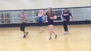 Cha Cha by Chelo Zumba choreography