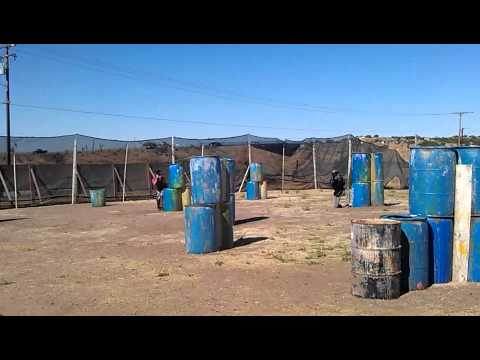 Paintball Wars is listed (or ranked) 9 on the list Southern California Paintball Fields