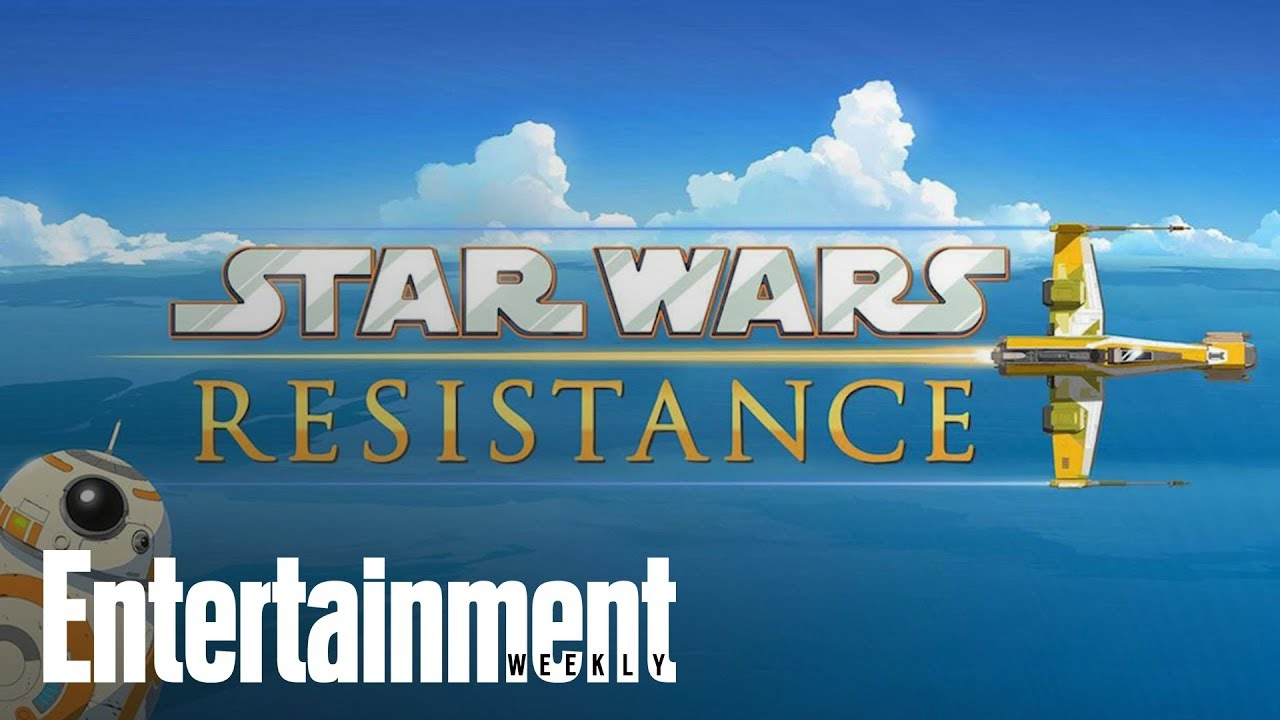 'Star Wars: Resistance' Series Explores Era Before Force Awakens | News Flash | Entertainment Weekly