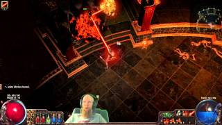 Funny RIP Vods from Hardcore [Path of Exile]