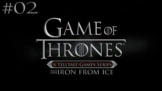 Vídeo Game of Thrones: A Telltale Games Series - Episode 1: Iron From Ice