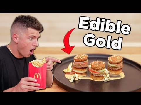 Download I Turned A $3.99 Big Mac Into A Gourmet Meal