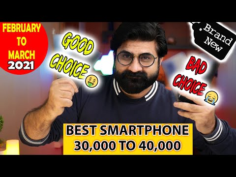 Best Smartphone 30,000 to 40,000 In Pakistan   February  to March 2021   Good Choice or Bad Choice