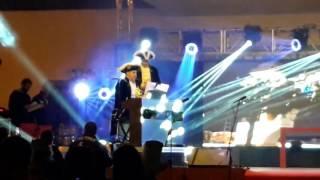 Andy y Lucas pregón Carnaval San Fernando 2017