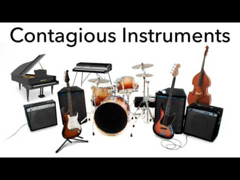 Dance/Electronic non-copyrighted music/song [Contagious Intruments] (With mp3 download link! Free!)