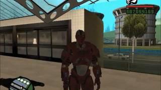 GTA SA Mortal Kombat 9 - Some Characters + Download