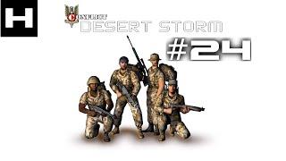 Conflict Desert Storm Walkthrough Part 24 (Delta Force) [PC]