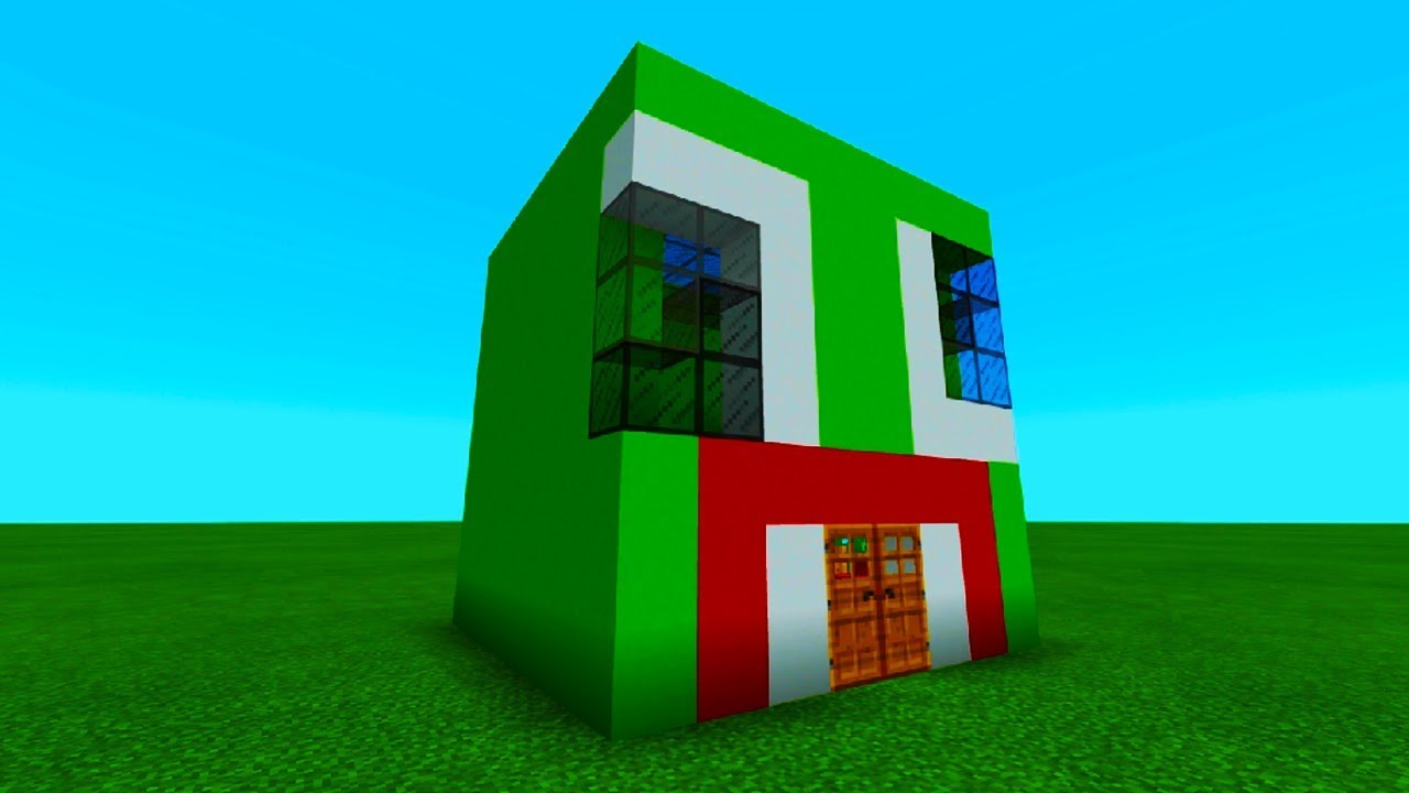 Minecraft: How To Make an Unspeakablegaming House