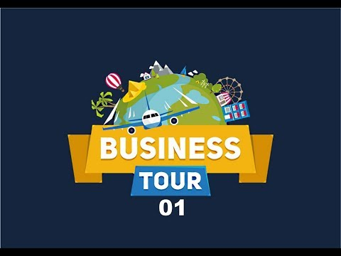 Rigged Monopoly #01 | Business Tour