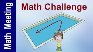 Math Challenge - Shrinking Pool Problem