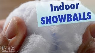 Synthetic Indoor Snowballs