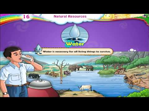 Learn Grade 3 - Science - Natural Resources