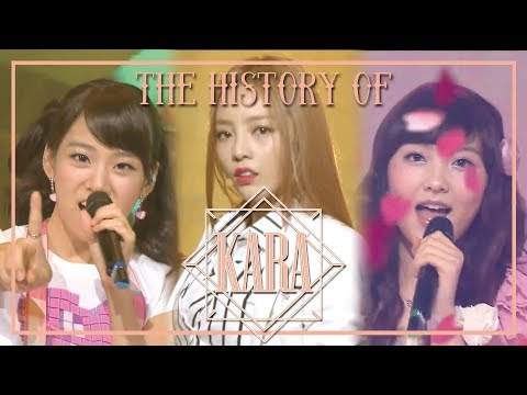 KARA Special ★Since 'Break It' To 'CUPID'★ (1h 42m Stage Compilation)
