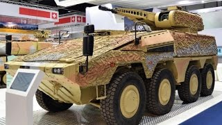 Boxer 8x8 Family – The Next Generation Of Multi Role Armoured Vehicle