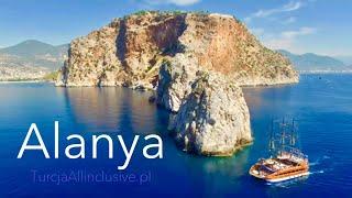 Turcja All Inclusive Last Minute Alanya wczasy plaża Kleopatra rejsy statkiem wakacje 2020 w Turcji