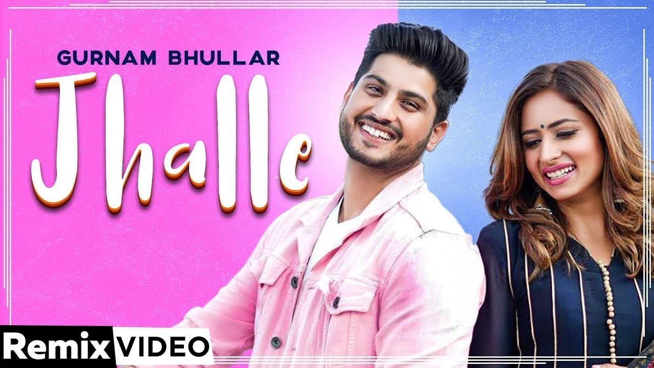Jhalle (Remix) | Gurnam Bhullar | DJ SLAMZ ft DNA  | Latest Punjabi Songs 2019