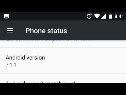 Android 7 Nougat for Xperia M4 Aqua