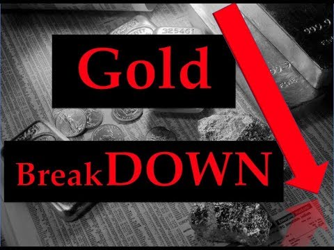 Gold & Silver Price Update - July 18, 2018 + Gold Breaks Dow