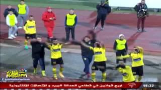 الدور الثمن النهائي لكأس الجمهورية   🏆   أهلي البرج 1-0  إتحاد الحراش