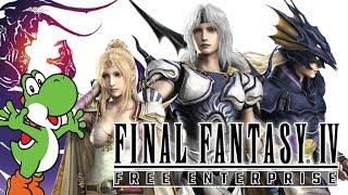 Final Fantasy IV: Free Enterprise | RANDOMIZER | Live Playthrough [#2]