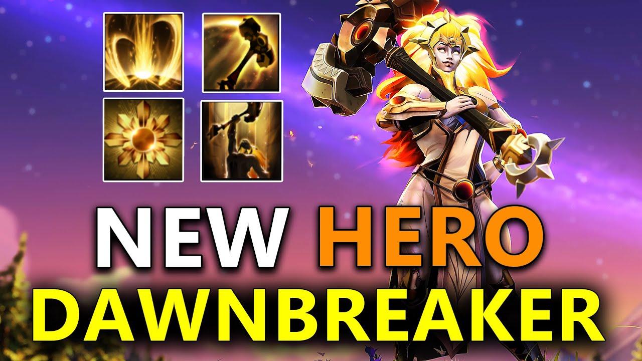 dawnbreaker dota 2