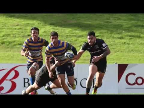 Christian Yassmin Rugby Highlights 2016