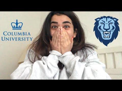GRAD SCHOOL DECISION REACTION - COLUMBIA UNIVERSITY