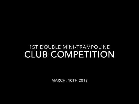 Zachary L. 1st DMT Club Competition 2018