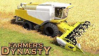 Działanie pracownika - Farmer's Dynasty | #26