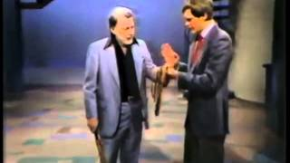 Cowboy Star Lash Larue Gives David Letterman A Lesson In The Bullwhip