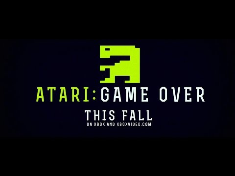 Trailer do filme Atari: Game Over