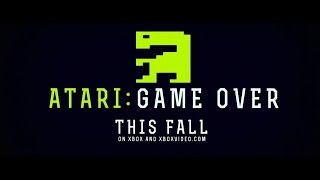 Comic-Con 2014 - Atari: Game Over Trailer