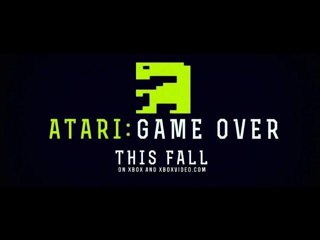 Comic-Con 2014 - Atari: Game Over Trailer
