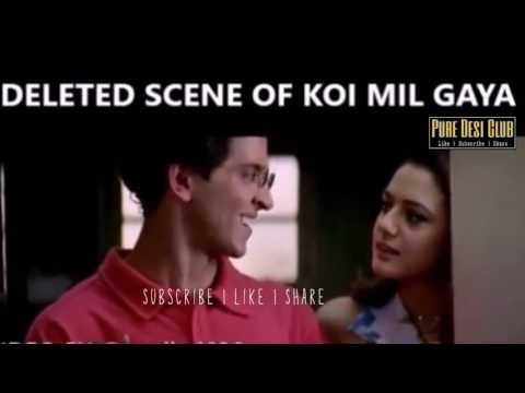 Naughty America - A deleted scene from Koi Mil Gaya | Hrithik Roshan & Preeti Zinta