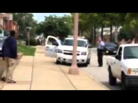 St. Louis Police Release Graphic Video of Shooting of Kajieme Powell